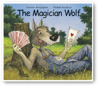 The Magician Wolf