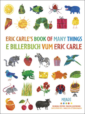 Book of Many Things (Anglais – Luxembourgeois)