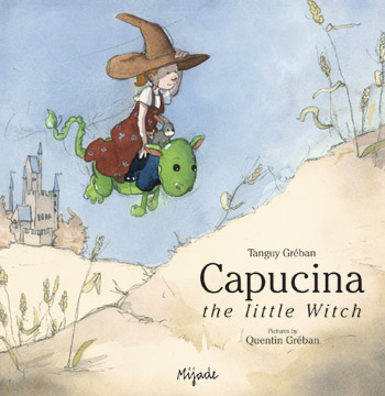 Capucina the little witch